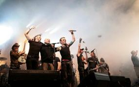 Concert Le Bal Des Enrages + Gunther Tarp