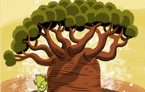 Spectacle Le baobab magique