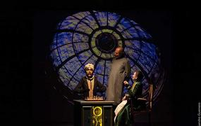 Spectacle Le cercle des illusionnistes
