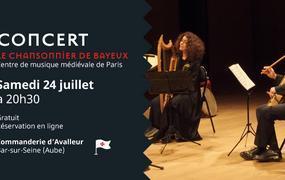 Concert Le Chansonnier de Bayeux