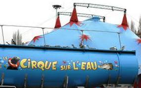 Spectacle Grand Cirque Sur L'Eau
