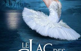 Spectacle Le Lac Des Cygnes date d'avril