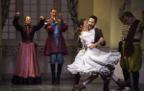 Spectacle Le mariage de Figaro