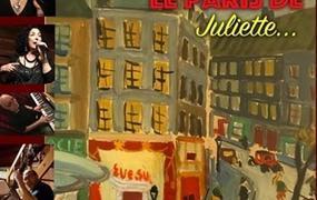 Concert Le Pari(s) de Juliette