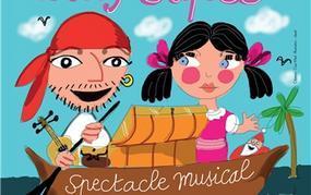 Spectacle Le Pirate Et La Poupee Au Theatre De La Clarte