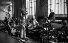 Spectacle Le Poète aveugle de Jan Lauwers et Needcompany