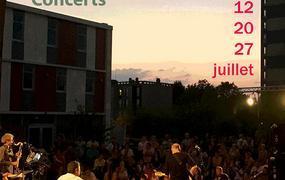 Spectacle Les Veillées #12 - Concerts, spectacles et banquets en plein air