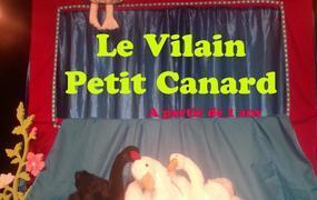 Spectacle Le vilain petit canard (1-4 ans)
