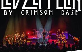 Concert Led Zeppelin By Crimson Daze