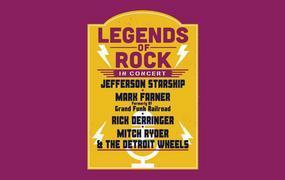 Concert Legends Of Rock Ii
