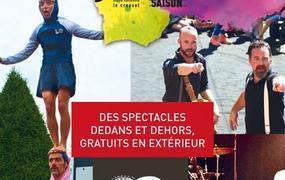 Spectacle Les 50 ans de L'arc en mode festif et dérision