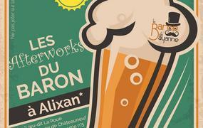 Spectacle Les Afterwork du Baron #3