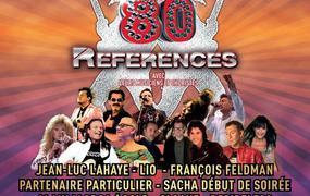 Concert Les Annees 80 A Laval