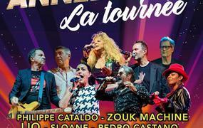 Concert Les Annees 80 La Tournee