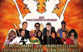 Concert Les Années 80 à La Roche sur Yon