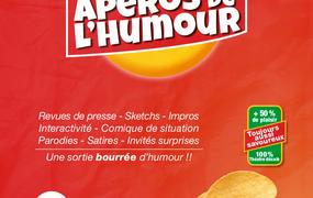 Spectacle Les Apéros de l'Humour