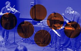 Concert Les Bains de Son - Ensemble Déviation(s)/La Frite Live/Radio Dijon Campus en DJ Set