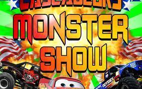 Spectacle Les Cascadeurs Monster Show