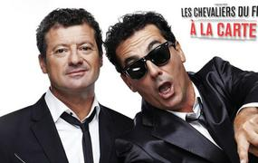 Spectacle Les Chevaliers Du Fiel - Camping Car For