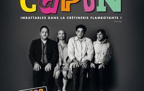 Spectacle Les Chiche Capon LA 432