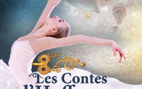 Spectacle Les Contes D'Hoffmann Ballet-3 Act.