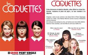 Spectacle Les Coquettes