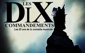 Concert Les Dix Commandements