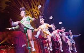 Spectacle Les Etoiles Du Cirque De Pekin