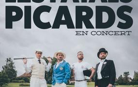 Concert Les Fatals Picards et Jacques & Jacques