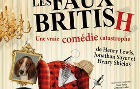 Spectacle Les Faux British