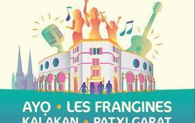 Concert Les Frangines