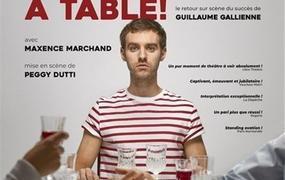 Spectacle Les Gar?ons Et Guillaume, à Table