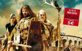 Spectacle Les Grands Jeux Romains - Les Rois Barbares
