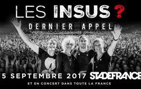 Concert Les Insus - Dernier Appel