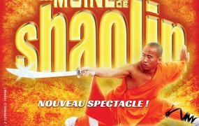 Spectacle Les Moines Shaolin