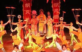 Spectacle Les Moines Shaolin  Nouveau Spectacle