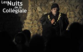 Spectacle Les Nuits de la Collégiale