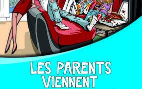 Spectacle Les Parents viennent de Marseille… Les Enfants Aussi !