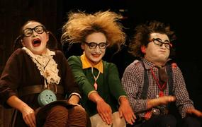 Spectacle Lodka