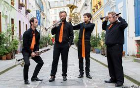 Concert Les Sourds-Doués : Sur un Malentendu