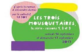 Spectacle Les Trois Mousquetaires / Journées du Patrimoine 2017