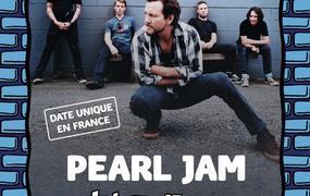 Concert Lollapalooza Paris Pearl Jam