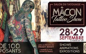 Macon Tattoo Show