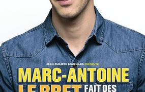 Spectacle Marc Antoine Le Bret