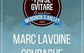 Concert Marc Lavoine + Govrache