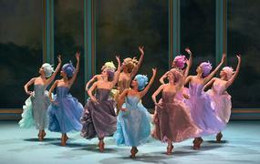 Spectacle Marie-Antoinette - Malandain Ballet