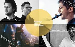 Concert Marseille Jazz Des Cinq Continents Au Mucem