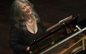 Concert Martha Argerich et Lilya Zilberstein