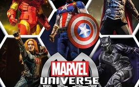 Spectacle Marvel Universe Live !