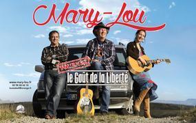 Concert Mary-Lou à Poligny